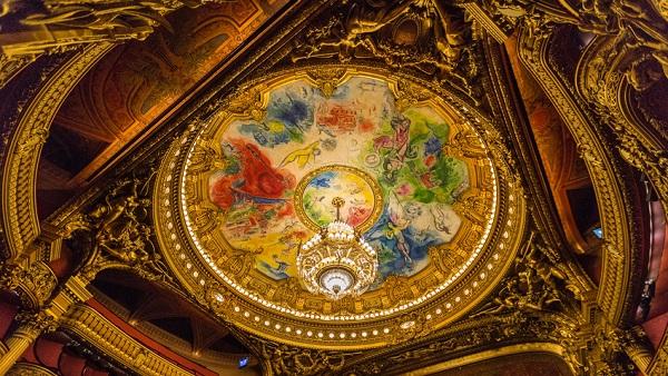 Opra Garnier - Paris